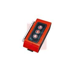 Многофункциональная настольная кнопка вызова персонала с увеличенным радиусом действия iBells-307 | Кнопки вызова персонала Ульяновск