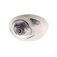 Самая тонкая (39 мм) цветная купольная камера высокого разрешения с ИК-подсветкой Innovi IV-807J   Камеры видеонаблюдения. Ульяновск
